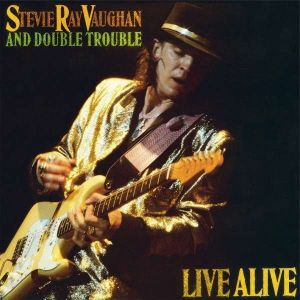 Stevie Ray Vaughan - Live Alive (Vinyl)
