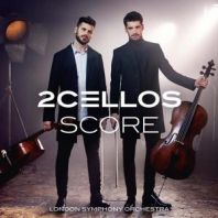 2Cellos - Score (Gatefold sleeve) [180 gm 2LP black vinyl]