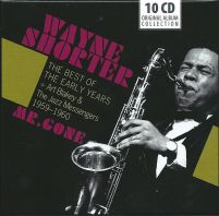 Wayne Shorter - Mr. Gone - The Best of the Early Years 1959-1960
