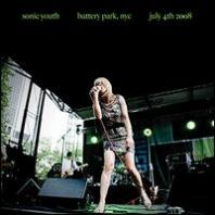 Sonic Youth - Battery Park, NYC: July 4th 2008 (Vinyl)