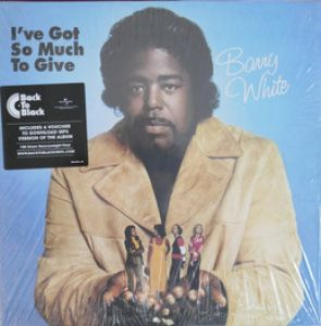 Barry White - I've Got So Much To Give [VINYL]