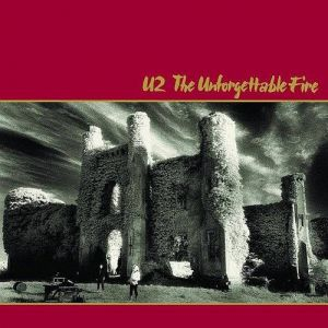 U2 - The Unforgettable Fire (Vinyl)