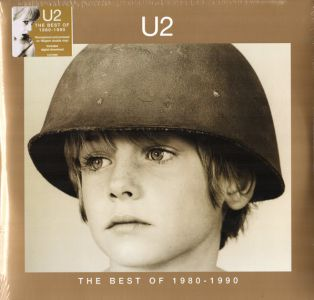 U2 - The Best Of 1980-1990 (Vinyl)