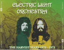 E.L.O. - The Harvest Years 1970-1973