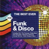 Various Artists - THE BEST EVER: Funk and Disco