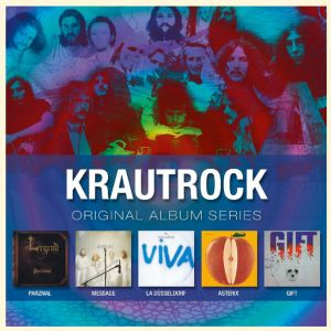 Various Artists - Krautrock: Original Album Series