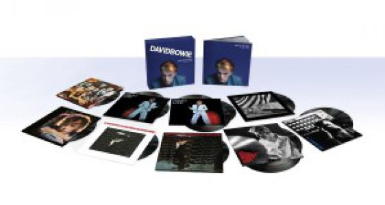 David Bowie - Who Can I Be Now? [1974 - 1976] [VINYL] Box set