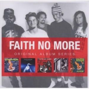 Faith No More - ORIGINAL ALBUM SERIES