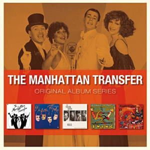 Manhattan Transfer - ORIGINAL ALBUM SERIES