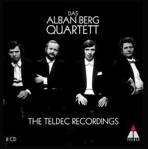 Alban Berg Quartett - The Teldec Recordings (1971-79)