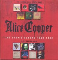 Alice Cooper - The Studio Albums 1969-1983