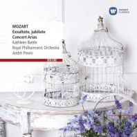 Andre Previn - Mozart: Exsultate Jubilate & Arias