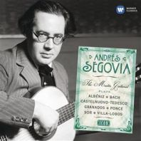 Andres Segovia - The Master Guitarist