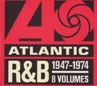 Various Artists - Atlantic R&B 1947 - 1974 Box Set