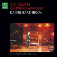 Barenboim - Bach: Goldberg Variations