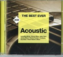 Various Artists - THE BEST EVER: Acoustic
