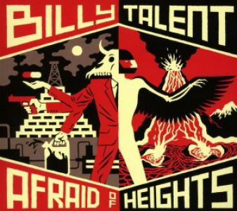 Billy Talent - Afraid of Heights [VINYL]