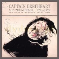 Captain Beefheart - Sun Zoom Spark: 1970 to 1972 [VINYL] Limited Ed.