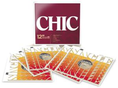 "Chic - The 12"" Singles Collection [12 VINYL]"