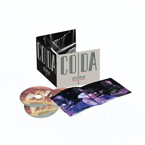 Led Zeppelin - CODA [Deluxe CD Edition]