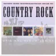 Various Artists - Original Album Series: Country Rock