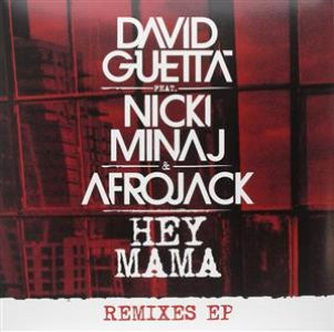 David Guetta - Hey Mama (feat. Nicki Minaj, B)