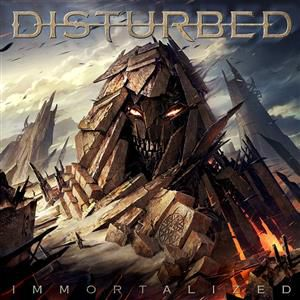 Disturbed - Immortalized [VINYL]