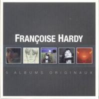 Francoise Hardy - ORIGINAL ALBUM SERIES