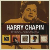 Harry Chapin - ORIGINAL ALBUM SERIES