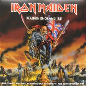 Iron Maiden - Maiden England '88 [2LP Limited Edition Picture Disc]