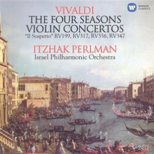 Itzhak Perlman - Vivaldi: The Four Seasons & Violin Concertos