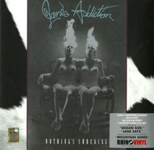 Janes addiction - Nothing's Shocking
