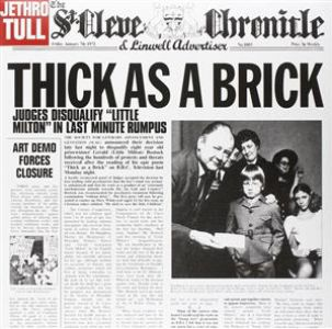Jethro Tull - Thick As A Brick [VINYL]