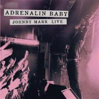 Johnny Marr - Adrenalin Baby - Johnny Marr Live [Pink Coloured Vinyl]