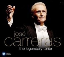 Jose Carreras - The Legendary Tenor (70th birthday Edition)