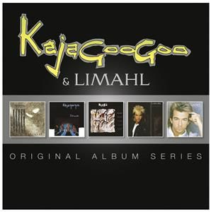 Kajagoogoo And Limahl - ORIGINAL ALBUM SERIES