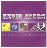 Kevin Ayers - ORIGINAL ALBUM SERIES