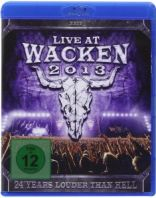 Various Artists - Live At Wacken 2013