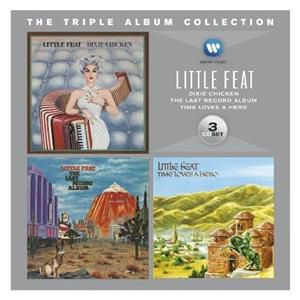 Little Feat - Triple Album Collection