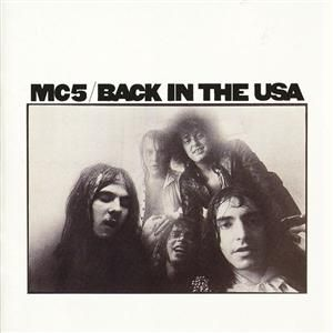 MC 5 - BACK IN THE USA (Vinyl)