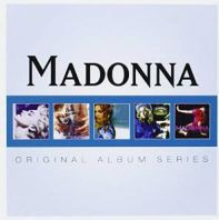 Madonna - ORIGINAL ALBUM SERIES