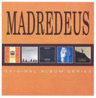Madredeus - ORIGINAL ALBUM SERIES