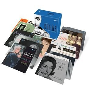 Maria Callas - Maria Callas - The Studio Recitals (2014 Remastering)