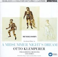 Otto Klemperer - Mendelssohn: A Midsummer Night's Dream