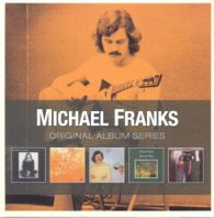 Michael Franks - ORIGINAL ALBUM SERIES