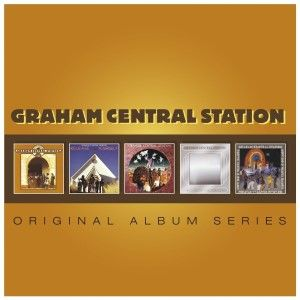 Graham Central Station - ORIGINAL ALBUM SERIES