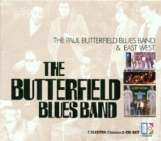 Paul Butterfield - The Paul Butterfield Blues Band / East-West