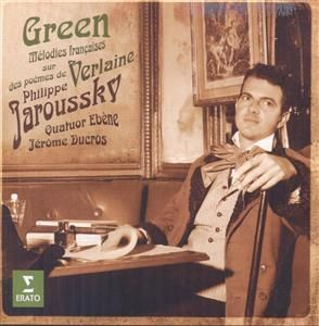 Philippe Jaroussky - Green - Melodies francaises on Verlaine's poems