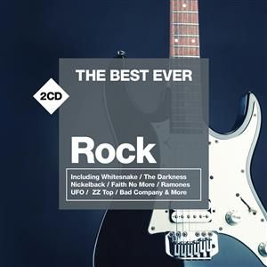Various Artists - THE BEST EVER: Rock