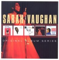 Sarah Vaughan - ORIGINAL ALBUM SERIES